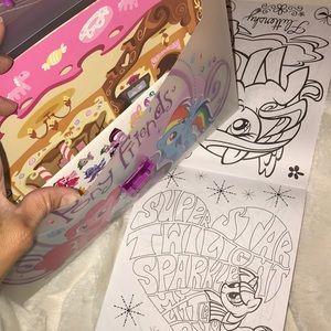 My Little Pony Other - My Liitle Pony/ Equestria Girls sketch portfolio.